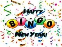 New Year's Eve Bingo!