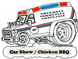 Car Show Chicken BBQ Dinner